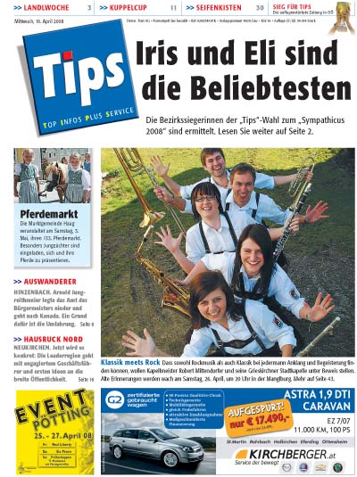 Tips Grieskirchen