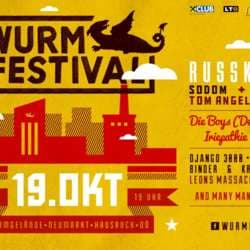 WURMFESTIVAL big music festival on 10 stages