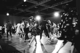 Sugar-Swing Enns // Tanzworkshop // Lindy Hop Basics II