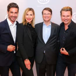 VIP-Eröffnung des C&A-Flagship Stores in der PlusCity in Pasching