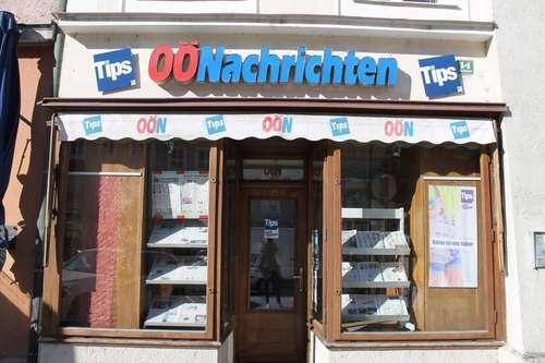 Geschäftsstelle Tips Braunau