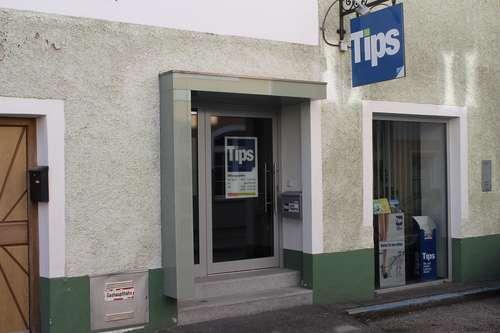 Geschäftsstelle Tips Enns