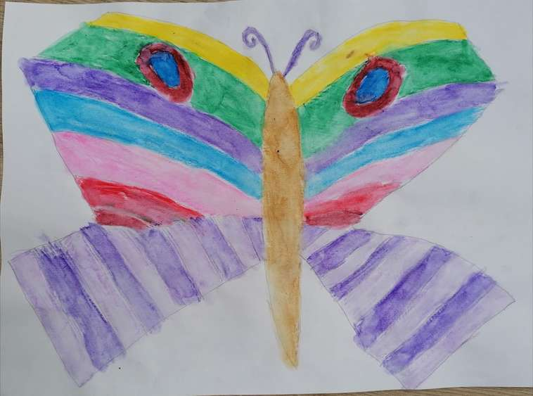 Young at Art - Lucie  K. ( 9 ) aus Steyr