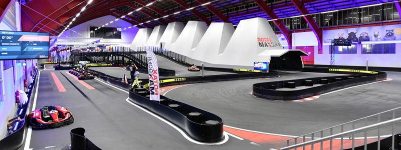Rotax MAX Dome Linz - RACING - GAMING - BUSINESS