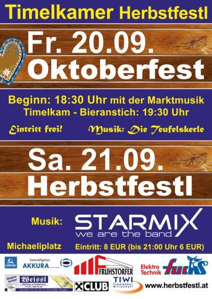 Oktoberfest Timelkam - Bild 1