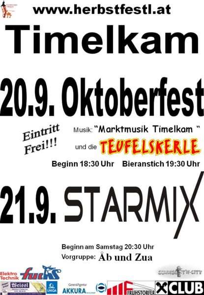 Oktoberfest Timelkam - Bild 3