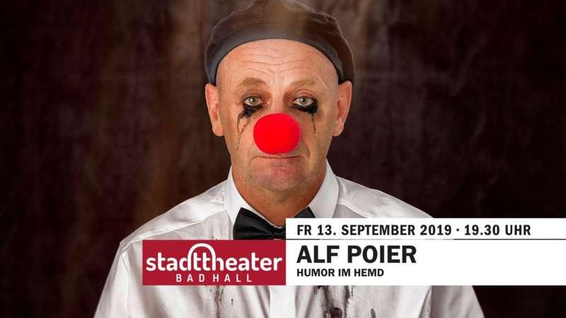 Alf Poier - Humor im Hemd - Bild 1558447576