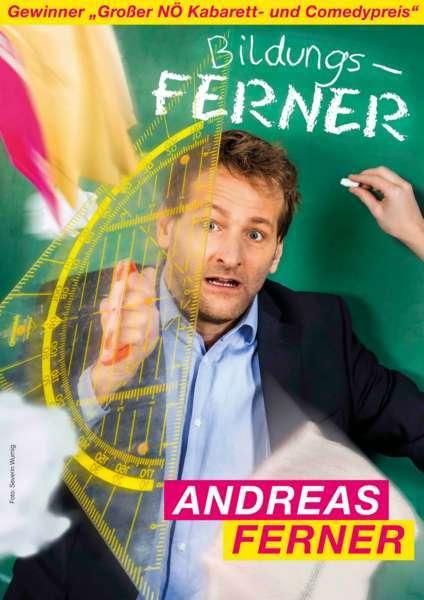 Andreas Ferner - Bildungsferner - Bild 1553461601