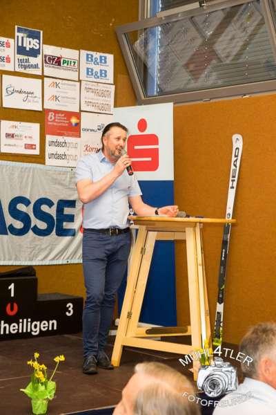 Gesamtsiegerehrung Sparkasse Strudengaucup powered by Tips mit Stargast Bernadette Schild  - Bild 10
