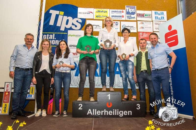 Gesamtsiegerehrung Sparkasse Strudengaucup powered by Tips mit Stargast Bernadette Schild  - Bild 19