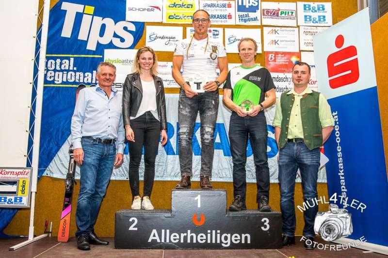 Gesamtsiegerehrung Sparkasse Strudengaucup powered by Tips mit Stargast Bernadette Schild  - Bild 46