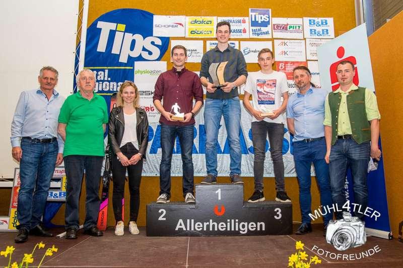 Gesamtsiegerehrung Sparkasse Strudengaucup powered by Tips mit Stargast Bernadette Schild  - Bild 54