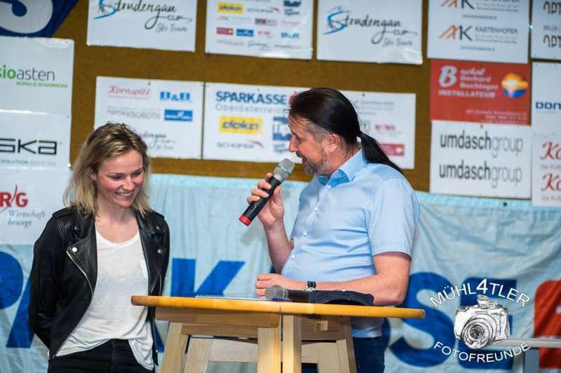 Gesamtsiegerehrung Sparkasse Strudengaucup powered by Tips mit Stargast Bernadette Schild  - Bild 62