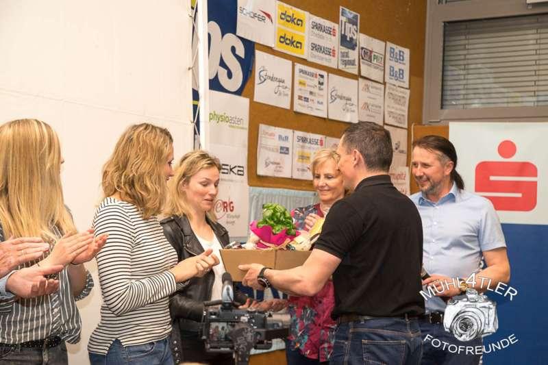 Gesamtsiegerehrung Sparkasse Strudengaucup powered by Tips mit Stargast Bernadette Schild  - Bild 71