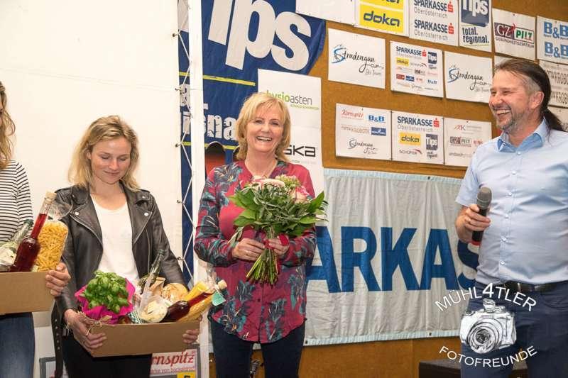 Gesamtsiegerehrung Sparkasse Strudengaucup powered by Tips mit Stargast Bernadette Schild  - Bild 74