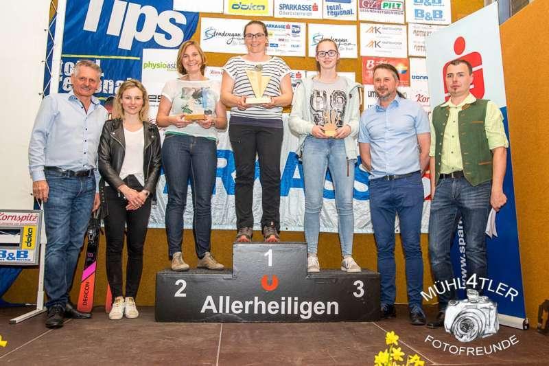 Gesamtsiegerehrung Sparkasse Strudengaucup powered by Tips mit Stargast Bernadette Schild  - Bild 75