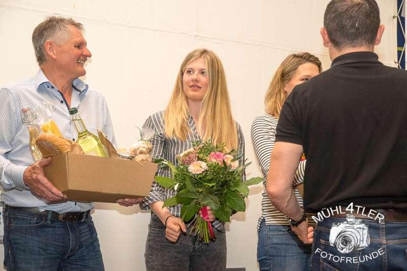 Gesamtsiegerehrung Sparkasse Strudengaucup powered by Tips mit Stargast Bernadette Schild  - Bild 77