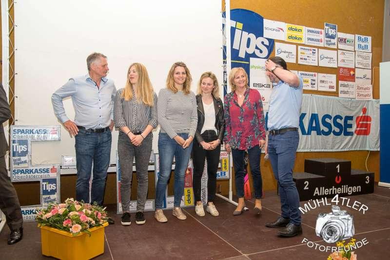 Gesamtsiegerehrung Sparkasse Strudengaucup powered by Tips mit Stargast Bernadette Schild  - Bild 79