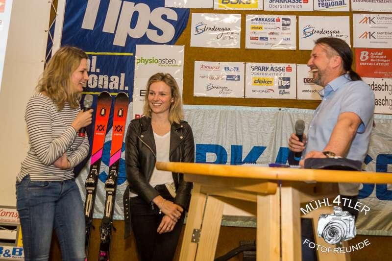 Gesamtsiegerehrung Sparkasse Strudengaucup powered by Tips mit Stargast Bernadette Schild  - Bild 80
