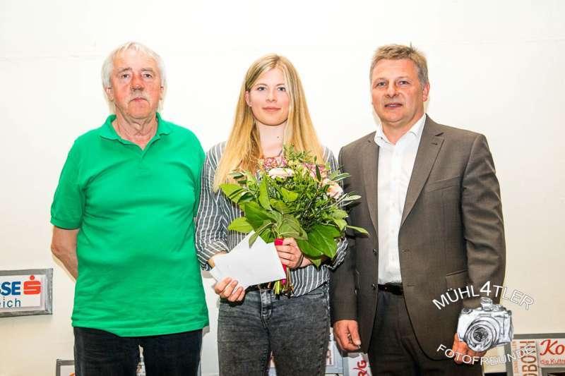Gesamtsiegerehrung Sparkasse Strudengaucup powered by Tips mit Stargast Bernadette Schild  - Bild 94