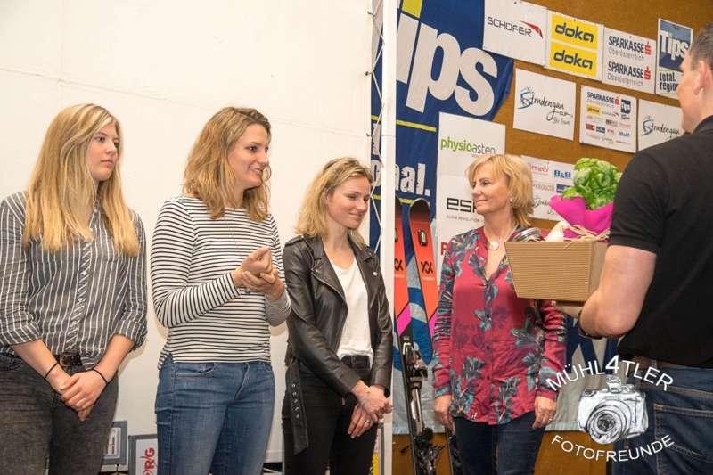 Gesamtsiegerehrung Sparkasse Strudengaucup powered by Tips mit Stargast Bernadette Schild  - Bild 95