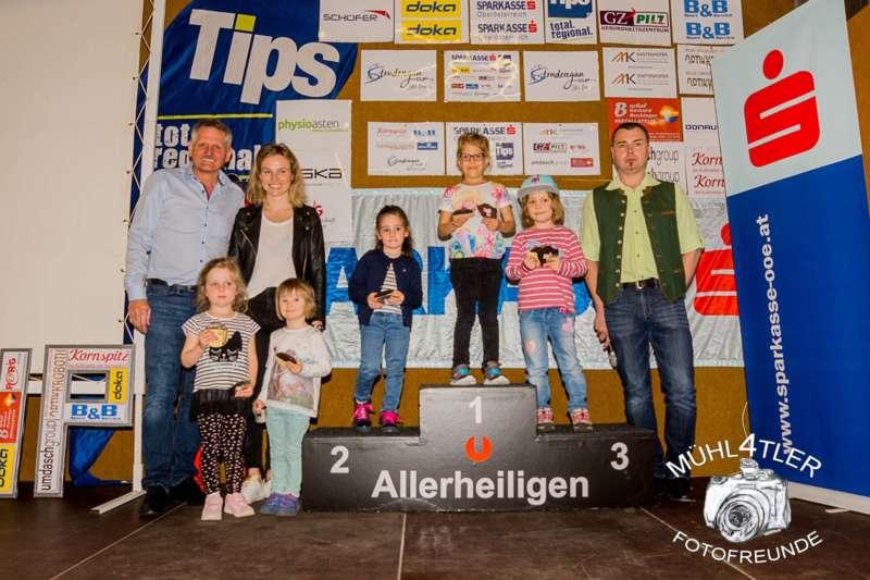 Gesamtsiegerehrung Sparkasse Strudengaucup powered by Tips mit Stargast Bernadette Schild  - Bild 101