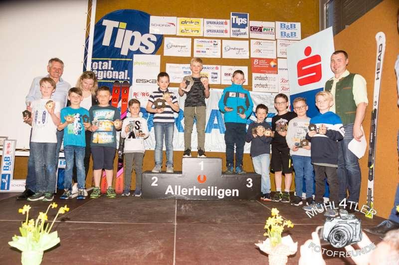 Gesamtsiegerehrung Sparkasse Strudengaucup powered by Tips mit Stargast Bernadette Schild  - Bild 112