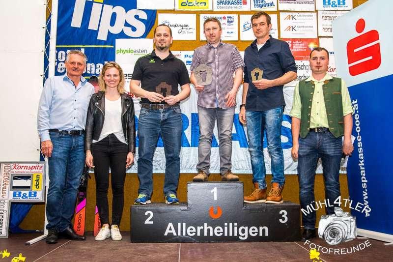 Gesamtsiegerehrung Sparkasse Strudengaucup powered by Tips mit Stargast Bernadette Schild  - Bild 114