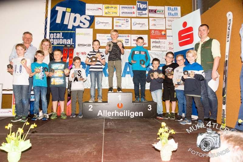 Gesamtsiegerehrung Sparkasse Strudengaucup powered by Tips mit Stargast Bernadette Schild  - Bild 115