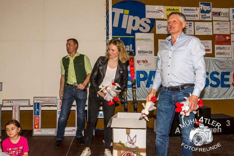 Gesamtsiegerehrung Sparkasse Strudengaucup powered by Tips mit Stargast Bernadette Schild  - Bild 118