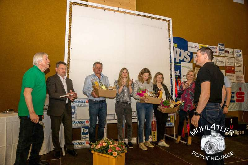 Gesamtsiegerehrung Sparkasse Strudengaucup powered by Tips mit Stargast Bernadette Schild  - Bild 119