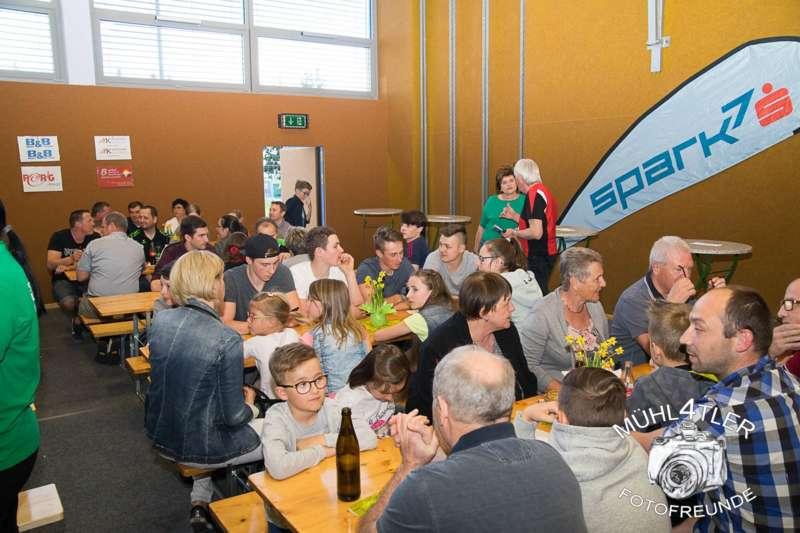 Gesamtsiegerehrung Sparkasse Strudengaucup powered by Tips mit Stargast Bernadette Schild  - Bild 160