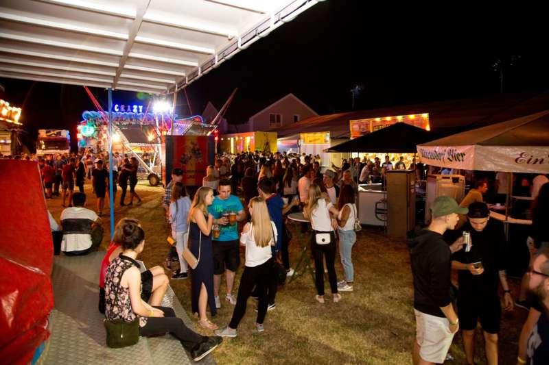 Impressionen vom Naarner Zeltfest-Wochenende  - Bild 9