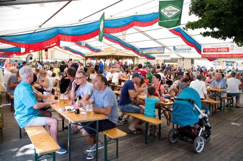 Impressionen vom Naarner Zeltfest-Wochenende  - Bild 24