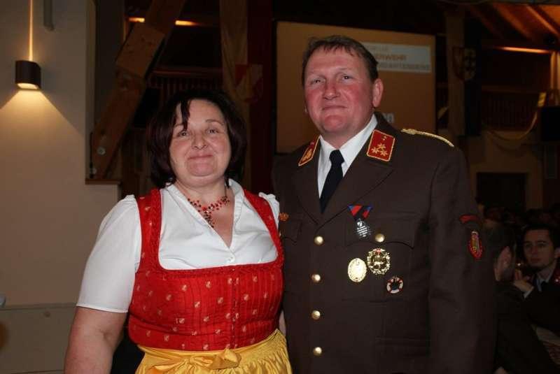 Ball der Freiwilligen Feuerwehr Baumgartenberg  - Bild 17