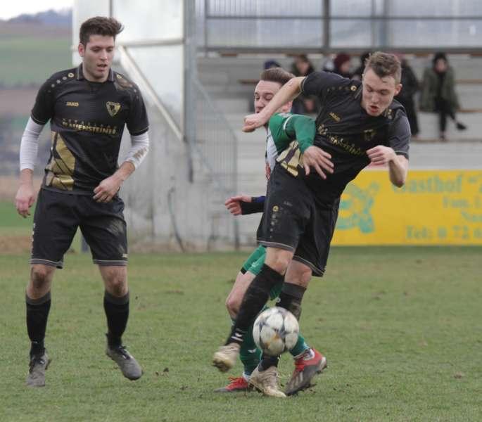 Testspiel-Derby: Union Naarn vs. ASKÖ Schwertberg  - Bild 4