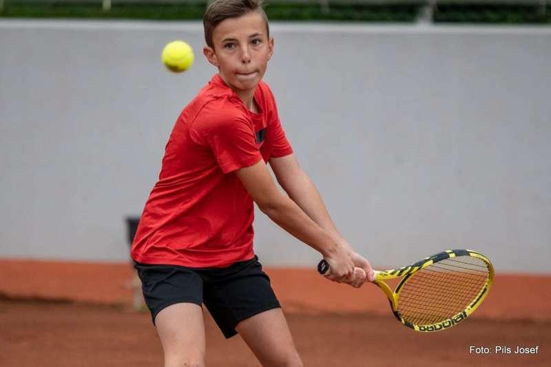 Tennis-Jugendortsmeisterschaft des UTC Windhaag - Bild 1