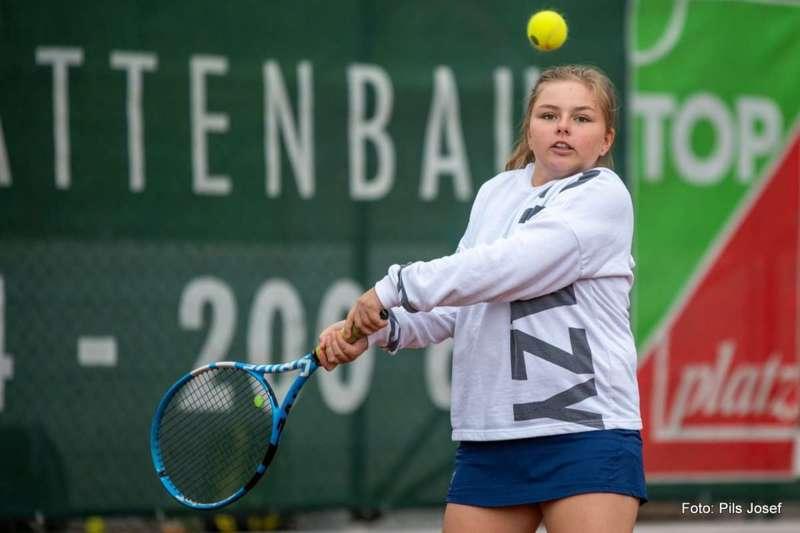 Tennis-Jugendortsmeisterschaft des UTC Windhaag - Bild 6