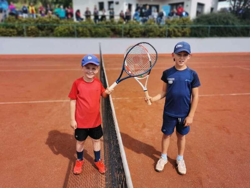 Tennis-Jugendortsmeisterschaft des UTC Windhaag - Bild 18