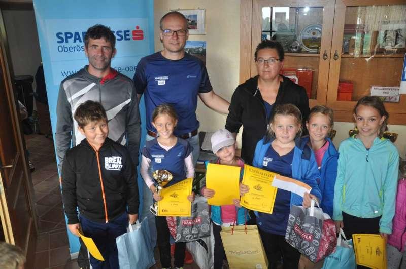 Tennis-Jugendortsmeisterschaft des UTC Windhaag - Bild 23