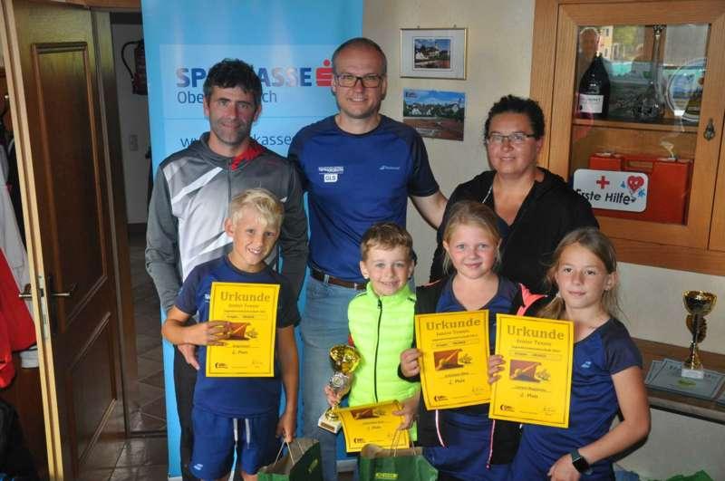 Tennis-Jugendortsmeisterschaft des UTC Windhaag - Bild 24