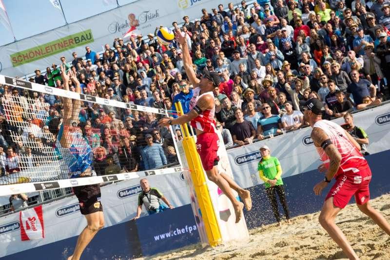 Pro Beach Battle: spannende Volleyball-Spiele und ein Rahmenprogramm zum Abfeiern - Bild 1535349077