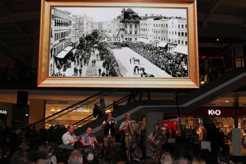 Weberzeile Ried, Eröffnungsfeier - Bild 27
