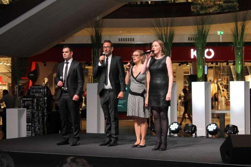 Weberzeile Ried, Eröffnungsfeier - Bild 38
