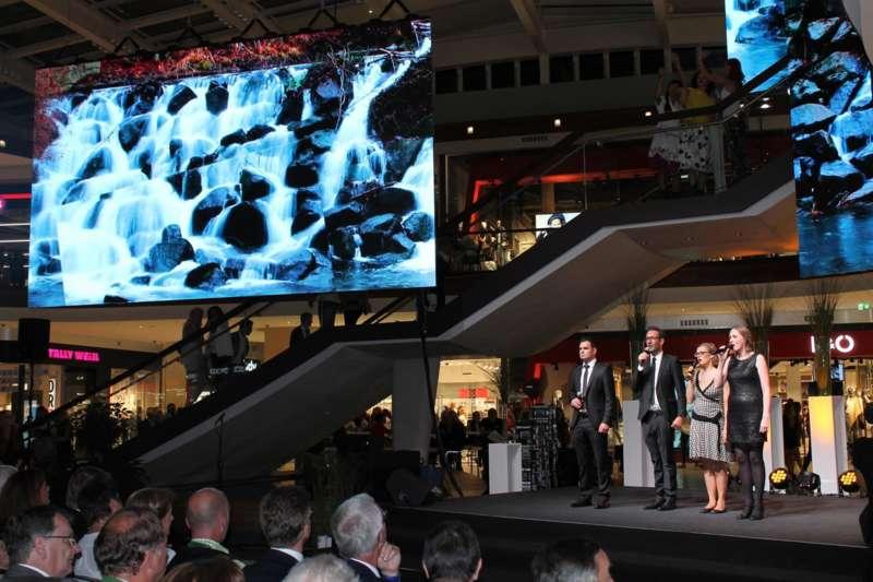 Weberzeile Ried, Eröffnungsfeier - Bild 39