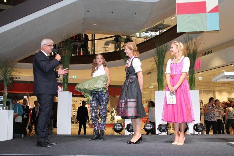 Weberzeile Ried, Eröffnungsfeier - Bild 46