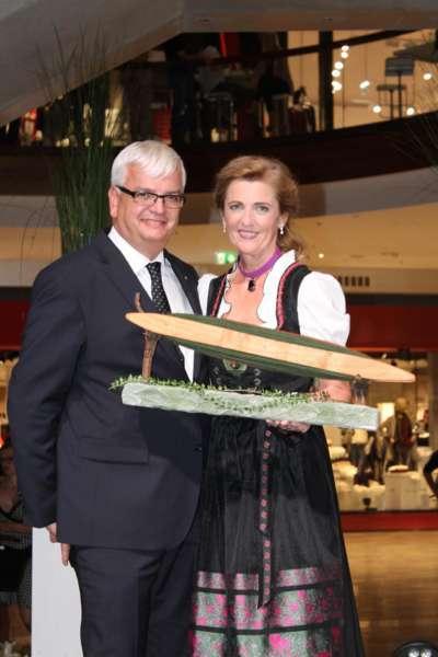 Weberzeile Ried, Eröffnungsfeier - Bild 48