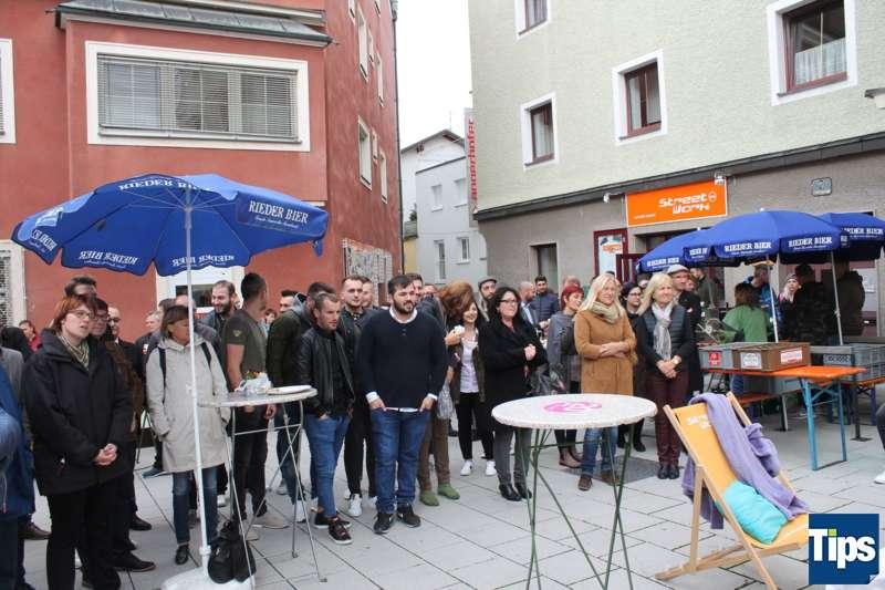Jubiläumsfeier 20 Jahre Streetwork Ried - Bild 9