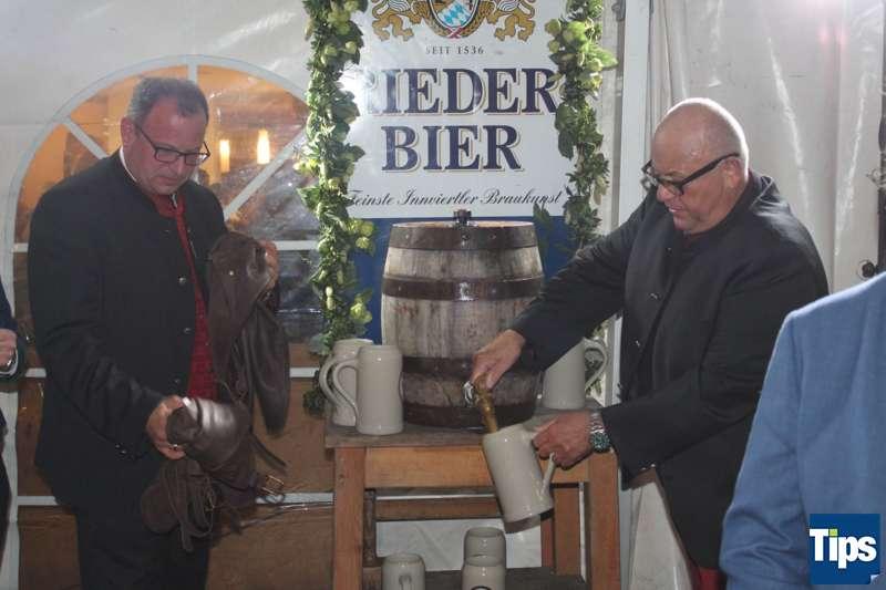 Bockbieranstich bei der Brauerei Ried - Bild 4