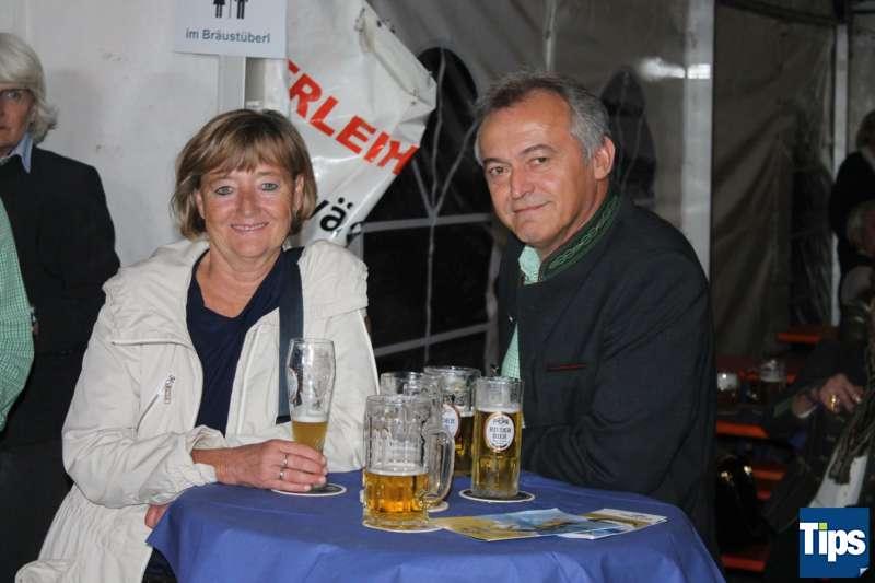 Bockbieranstich bei der Brauerei Ried - Bild 6
